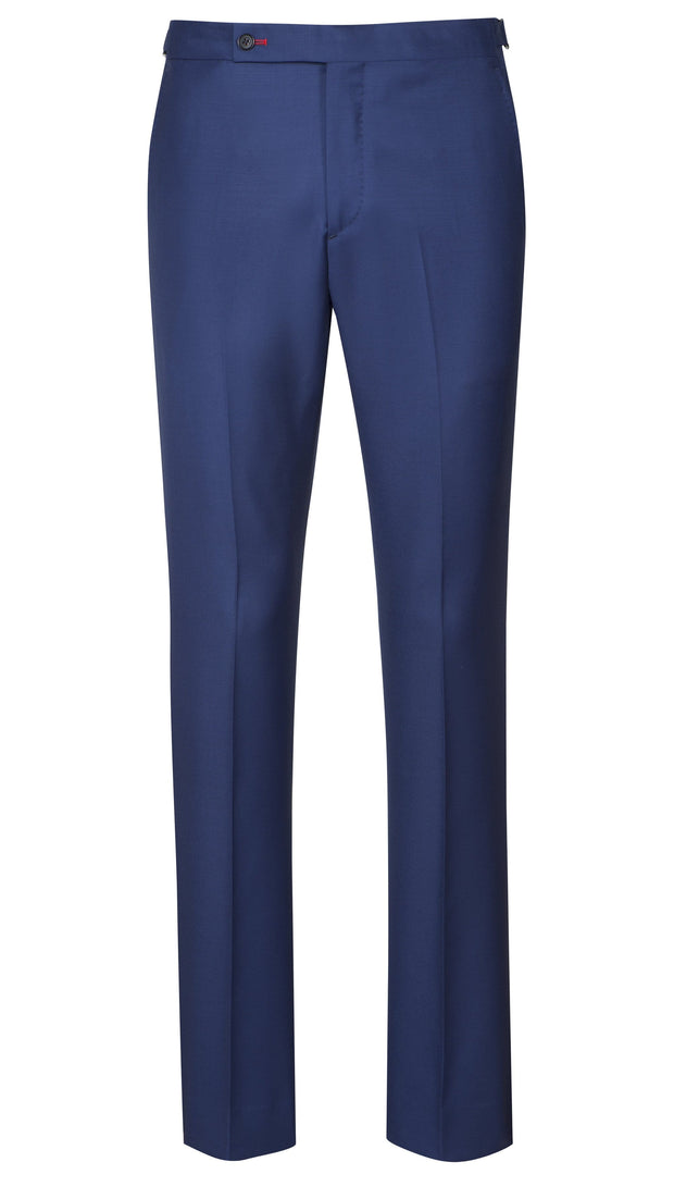 Royal Blue Trousers - Mark marengo