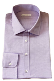 Mark Stephen Lavender Oxford Shirt