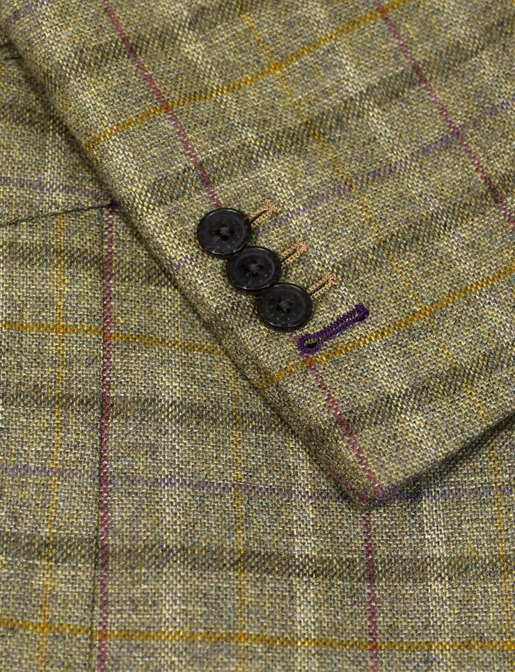 Mark Stephen Mix Tweed Jacket