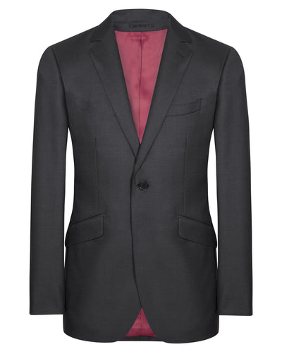 Charcoal Grey Suit - Mark marengo