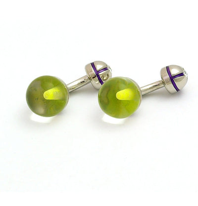 Mark Stephen Sphere Cufflinks