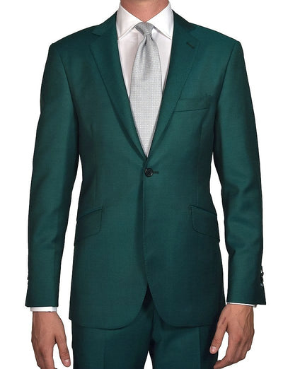 Green Mohair Suit - Mark marengo