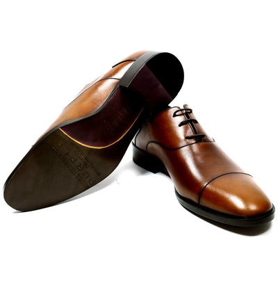 Mark Stephen Oxford Leather Shoes