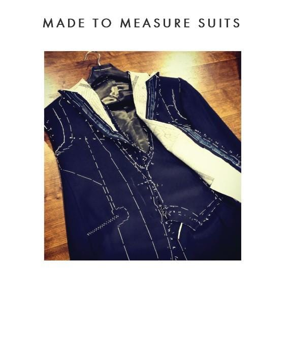 Made to measure Tuxedo - Mark marengo