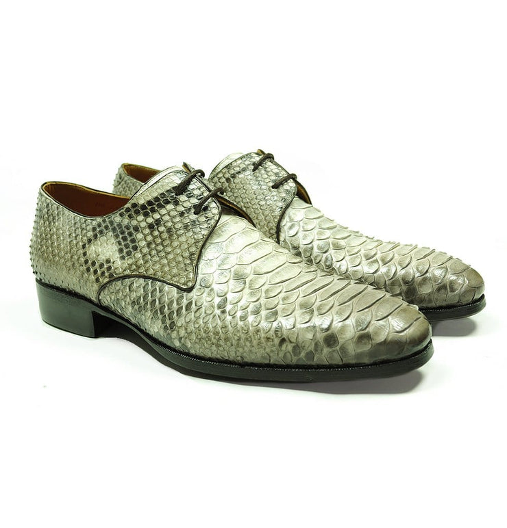 Python Snakeskin Shoes - Mark marengo