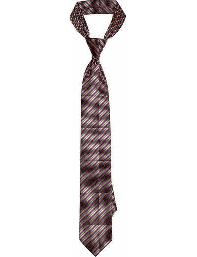 Multicolour Silk Tie - Mark marengo