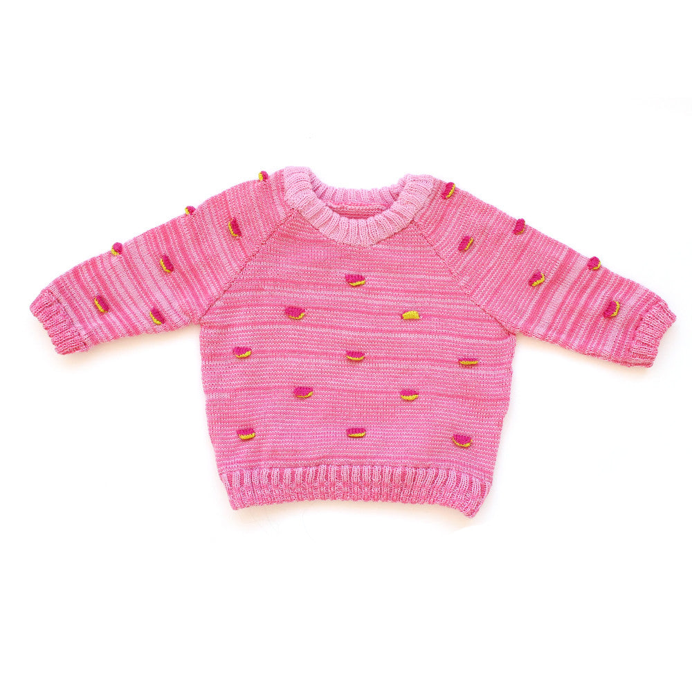 Candy River Sweater