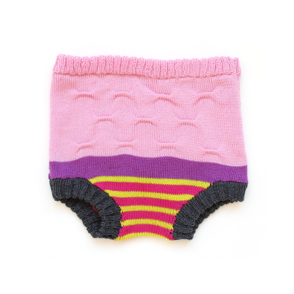 Pink Sunset Diaper Cover