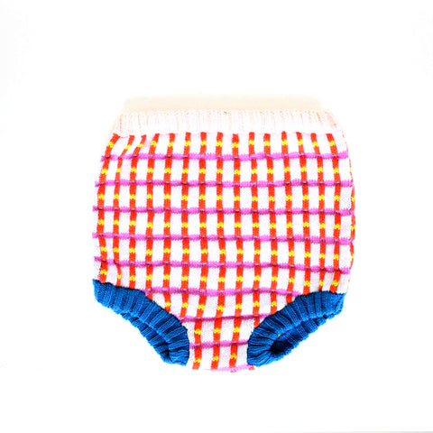 Gridlock Diaper Cover