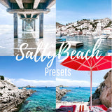 Salty Beach Mobile Presets