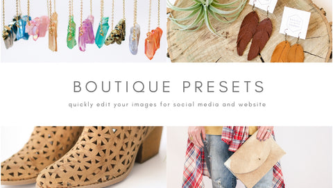 Boutique Mobile Presets