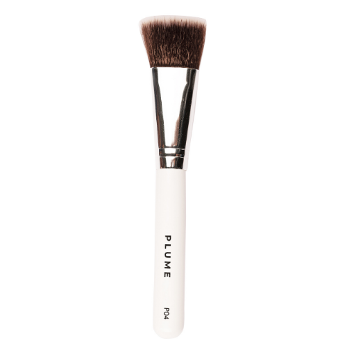 P04 - Professional Flat Contour Brush - Plume Beauty