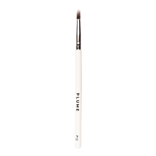 P12 - Small Pencil Smudger/Smokey Eye Brush