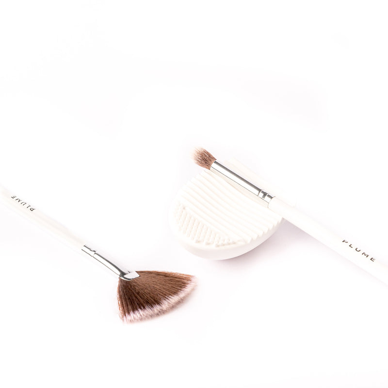 Plume Silicon Makeup Brush Cleaner Mat - Plume Beauty