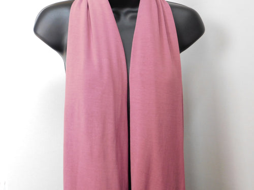 Dusty Rose Scarffie with PocketSleeves