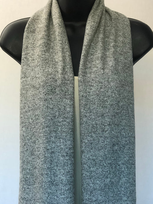 Morning Fog Scarffie w/ Pocket Sleeves