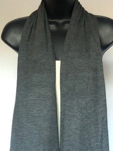 Thunderstorm Grey Scarffie with PocketSleeves