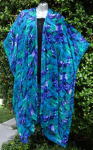 NEW! The Kimono by Scarffie in Sea Blue/Green