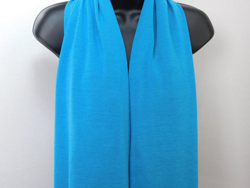Serenity Blue Scarffie with PocketSleeves