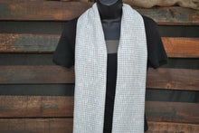 Charcoal Checkerboard w/ Pocket-Sleeves