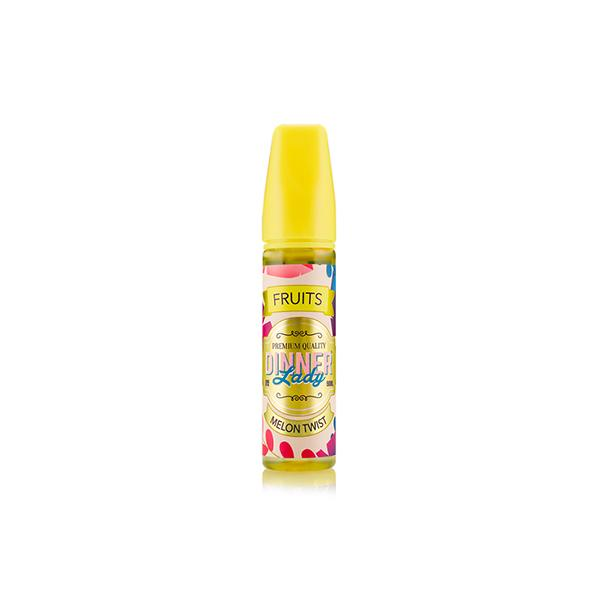 Dinner Lady Fruits 0mg 50ml Shortfill (70VG/30PG)