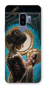 THE AWE OF MOTHERHOOD Phone Case