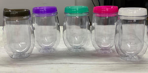 Clear Small Tumblers