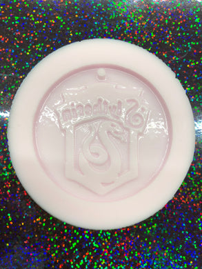 Slytherin Key Chain Silicone Mold