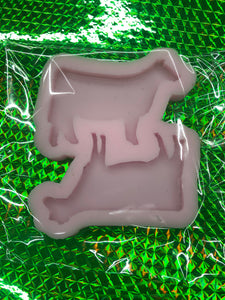 Dairy and Beef Silicone Mold