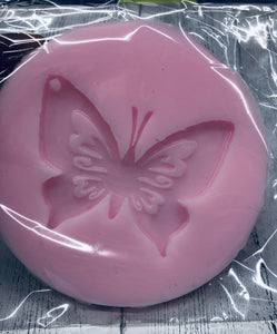 Butterfly Key Chain Silicone Mold