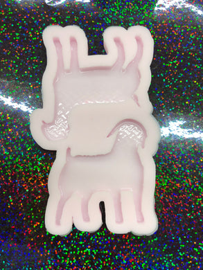 Set of Goat Silicone Molds