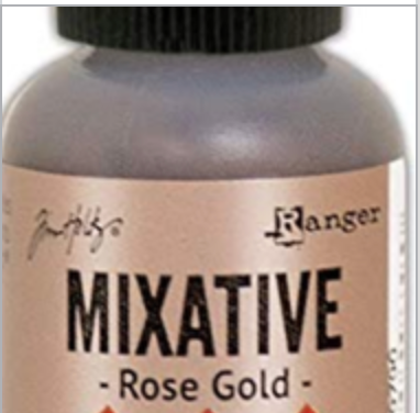 Mixative Rose Gold