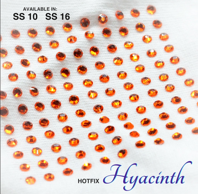 Hyacinth Hot Fix Rhinestone