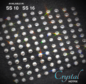 Crystal Hot Fix Rhinestone