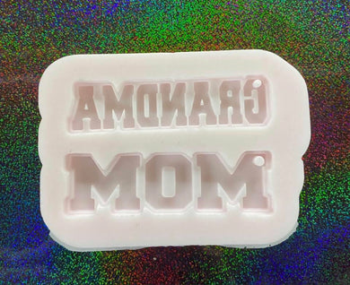 Mom/Grandma Key Chain Mold