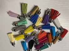 Load image into Gallery viewer, Keychain Tassels 20pcs