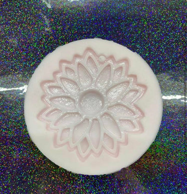 Sunflower Key Chain Silicone Mold