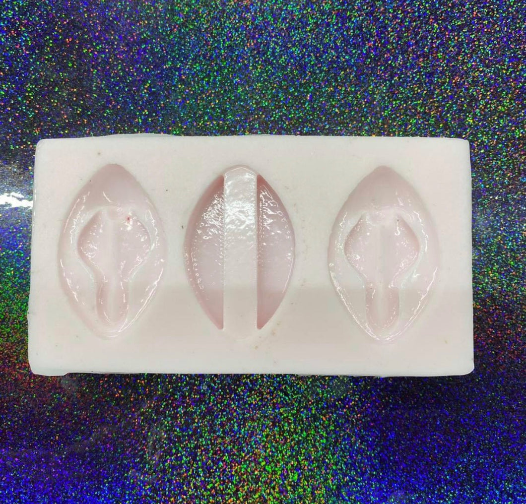 Vagina Straw Topper Mold
