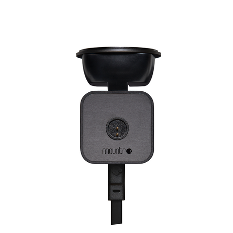 Windshield and Dashboard Suction Cup Mount
