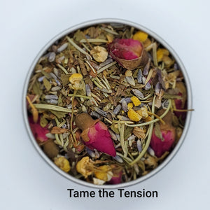 Tame the Tension - Relaxing, Organic Herbal Tea
