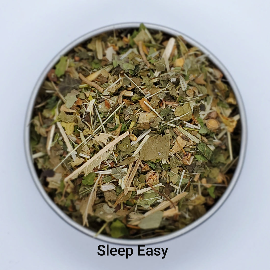Sleep Easy - All Herbal, Organic, Nighttime Tea