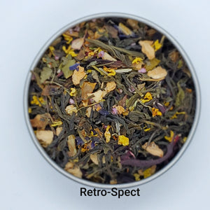 Retro-Spect - An herbal tea blend for gamers
