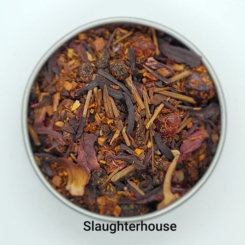 Slaughterhouse - Organic, Loose Leaf Tea Blend