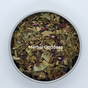 Herbal Goddess - Loose Leaf Herbal Blend
