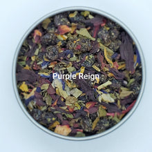 Load image into Gallery viewer, Purple Reign - Herbal Blend, Color-Changing