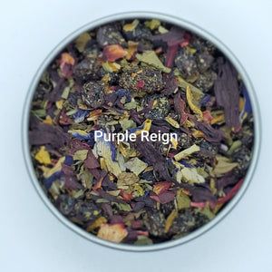 Purple Reign - Herbal Blend, Color-Changing