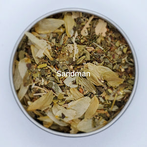 Sandman - Organic, Loose Leaf Herbal Blend,