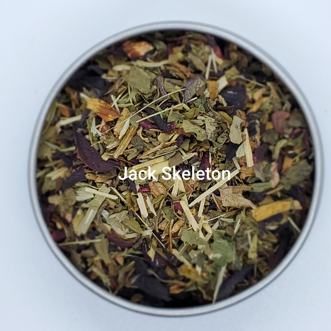 Jack Skeleton - Organic Herbal Blend