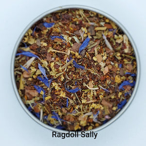 Ragdoll Sally - Organic Herbal Blend, Herbal Tisane