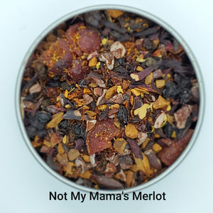 Not My Mama's Merlot - Organic Loose Leaf Tea